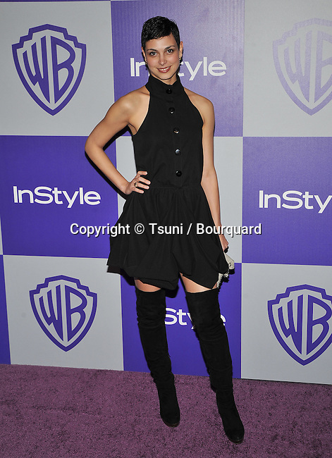 Morena Baccarin _58  -<br /> 2010 Golden Globes In Style Warner Party  at the Beverly Hilton Hotel In Los Angeles.