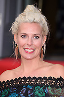 "Sara Pascoe<br /> arriving for the premiere of ""The Wife"" at Somerset House, London<br /> <br /> ©Ash Knotek  D3418  09/08/2018"