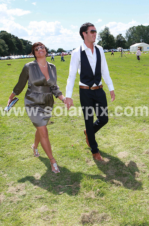 **ALL ROUND PICTURES FROM SOLARPIX.COM**.**WORLDWIDE SYNDICATION RIGHTS**. Jade Goody & Jack Tweed at The Duke of Essex Polo Trophy listings at Gaynes Park Estate, Epping in Essex..JOB REF: 4228    SSD     DATE: Saturday 7th July 2007 .**MUST CREDIT SOLARPIX.COM OR DOUBLE FEE WILL BE CHARGED* *UNDER NO CIRCUMSTANCES IS THIS IMAGE TO BE REPRODUCED FOR ANY ONLINE EDITION WITHOUT PRIOR PERMISSION*