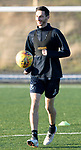 St Johnstone Training&hellip;.14.12.18    McDiarmid Park<br />Scott Tanser pictured in training ahead of tomorrows game against Motherwell<br />Picture by Graeme Hart.<br />Copyright Perthshire Picture Agency<br />Tel: 01738 623350  Mobile: 07990 594431
