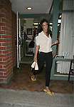 .April 6th 2012...Terri Seymour visit Nail salon in Beverly Hills...AbilityFilms@yahoo.com.805-427-3519.www.AbilityFilms.com