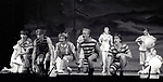 "Candice Earley and cast performing in ""Gigi'"" with the Kenley Players on June 30, 1982 in Dayton Ohio."
