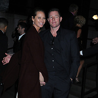 06 April 2019 - New York, New York - Christy Turlington Burns and Ed Burns arriving for the Wedding Reception of Marc Jacobs and Char Defrancesco, held at The Pool. Photo Credit: LJ Fotos/AdMedia