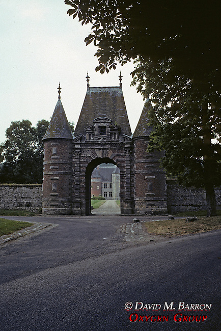 Countryside Castle