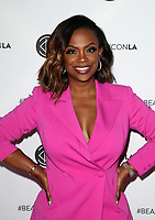 10 August 2019 - Los Angeles, California - Kandi Burruss. Beautycon Festival Los Angeles 2019 - Day 1 held at Los Angeles Convention Center.  <br /> CAP/ADM/FS<br /> ©FS/ADM/Capital Pictures