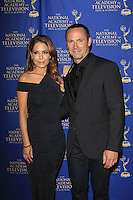 LOS ANGELES - JUN 20: Lisa LoCicero, William DeVry at The 41st Daytime Creative Arts Emmy Awards Gala in the Westin Bonaventure Hotel on June 20th, 2014 in Los Angeles, California