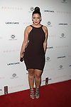 Model Denise Bidot Attends the New York Special Screening of Lionsgate and Codeblack Films' ADDICTED Held at Regal Union Square