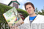 WRITE STUFF: Glenbeigh author Jerry Mulvihill with his new children's story book.