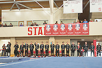 Stanford Gymnastics M vs Stanford Open, January 21, 2017