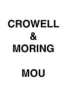 Crowell & Moring Mou