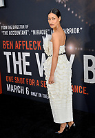 """LOS ANGELES, CA: 01, 2020: Janina Gavankar at the world premiere of """"The Way Back"""" at the Regal LA Live.<br /> Picture: Paul Smith/Featureflash"""