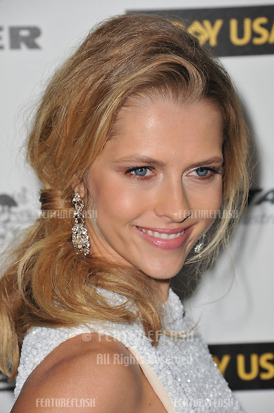 Teresa Palmer at the 2011 G'Day USA Black Tie Gala at the Hollywood Palladium..January 22, 2011  Los Angeles, CA.Picture: Paul Smith / Featureflash