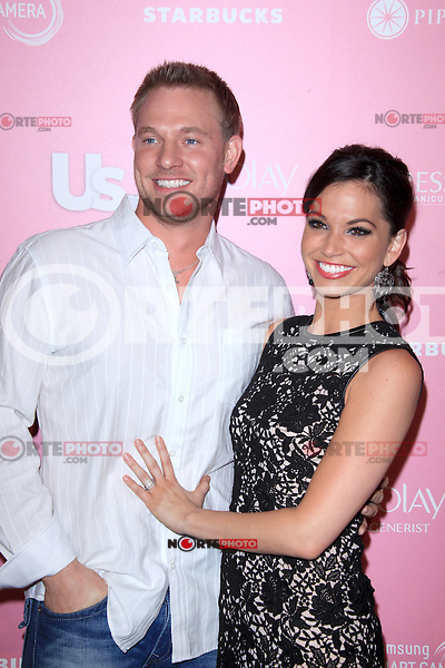 Tye Strickland and Melissa Rycroft at Us Weekly's Hot Hollywood Style Event at Greystone Manor Supperclub on April 18, 2012 in West Hollywood, California. © mpi28/MediaPunch Inc.