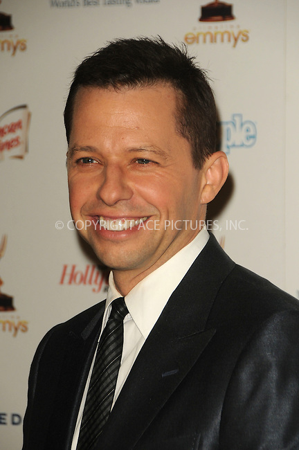 WWW.ACEPIXS.COM . . . . .  ....September 16 2011, LA....Jon Cryer arriving at the 63rd Annual Emmy Awards Performers Nominee Reception held at Pacific Design Center on September 16, 2011 in West Hollywood, California. ....Please byline: PETER WEST - ACE PICTURES.... *** ***..Ace Pictures, Inc:  ..Philip Vaughan (212) 243-8787 or (646) 679 0430..e-mail: info@acepixs.com..web: http://www.acepixs.com