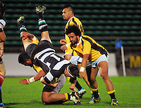 140618 ITM Cup Rugby Preseason - Wellington Lions v Hawkes Bay