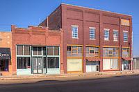 Route 66 passes through historic downtown Chandler Okahoma.