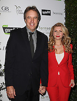 Beverly Hills, CA - NOVEMBER 12: Kevin Nealon, Susan Yeagley, At Farm Sanctuary's 30th Anniversary Gala At the Beverly Wilshire Four Seasons Hotel, California on November 12, 2016. Credit: Faye Sadou/MediaPunch