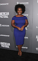 BEVERLY HILLS, CA - OCTOBER 13: Uzo Aduba attends the Special Screening Of Lionsgate's 'American Pastoral' on October 13, 2016 in Beverly Hills, California. (Credit: MPA/MediaPunch).