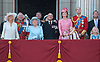 Princess Charlotte & Prince George At Trooping the Colour