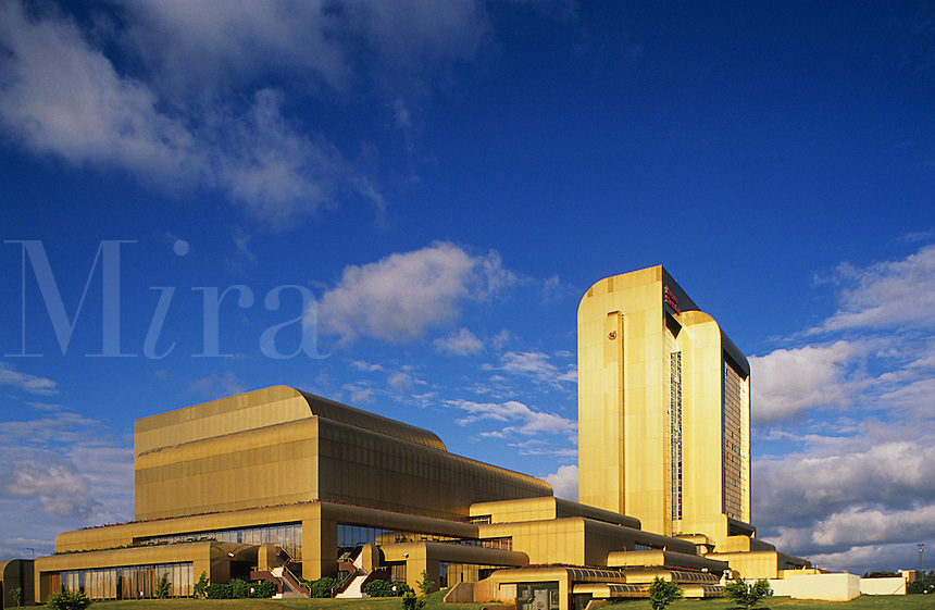 Harare, Zimbabwe.  Sheraton Hotel complex.