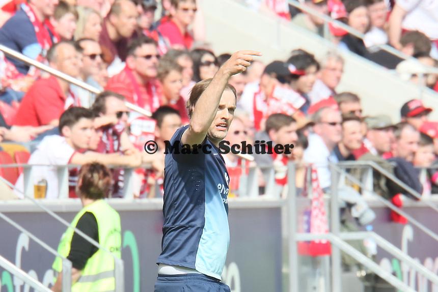 Trainer Thomas Tuchel (Mainz) - 1. FSV Mainz 05 vs. 1. FC Nürnberg, Coface Arena,