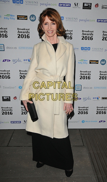 Jane Asher attends the Broadcast Awards 2016, Grosvenor House Hotel, Park Lane, London, UK, on Wednesday 10 February 2016.<br /> CAP/CAN<br /> &copy;Can Nguyen/Capital Pictures