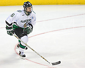 Zach Jones - The Boston College Eagles defeated the University of North Dakota Fighting Sioux 6-5 on Thursday, April 6, 2006, in the 2006 Frozen Four afternoon Semi-Final at the Bradley Center in Milwaukee, Wisconsin.