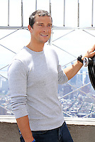 NEW YORK, NY-July 11: Bear Grylls promote the 2nd season of  NBC's series Running Wild with Bear Grylls at Empire State Building Observation Deck in New York. NY July 11, 2016. Credit:RW/MediaPunch
