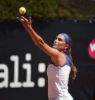 MONICA PUIG (PUR)<br /> <br /> Tennis - Internazionali BNL d'Italia  2015 - ATP 1000 - WTA Premier -  Rome - Italy - 2015<br /> &copy; TENNIS PHOTO NETWORK