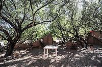 Rancho eco turístico El Peñasco en el pueblo Magdalena de Kino. Magdalena Sonora.