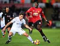 161106 Swansea City v Manchester United