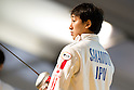Keisuke Sakamoto (JPN), OCTOBER 15, 2011 - World Fencing Championship Catania 2011, Teams Men's Epee at Palaghiaccio, Catania, Italy, (Photo by Enrico Calderoni/AFLO SPORT) [0391]