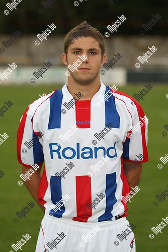 2009-07-22 / Voetbal / seizoen 2009-2010 / KFC Mol-Wezel / Geoffrey Ceunen..Foto: Maarten Straetemans (SMB)