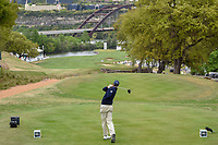 Matt Kuchar (USA) watches his tee shot on 12 during day 4 of the WGC Dell Match Play, at the Austin Country Club, Austin, Texas, USA. 3/30/2019.<br /> Picture: Golffile | Ken Murray<br /> <br /> <br /> All photo usage must carry mandatory copyright credit (© Golffile | Ken Murray)