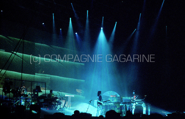 "Jean Michel Jarre's ""The Oxygene Tour"" concert in Lille (France, 17/10/1997)"