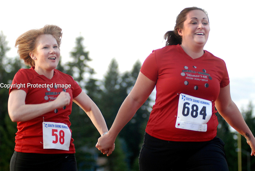 4K Moon Run/Walk Photos by Kathy Strauss