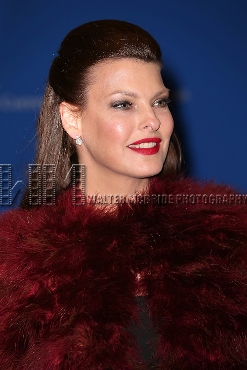 Linda Evangelista attends the 100th Annual White House Correspondents' Association Dinner at the Washington Hilton on May 3, 2014 in Washington, D.C.
