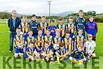 The Killorglin team that played Murroe in the u12 FAI cup in Killorglin on Saturday