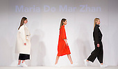01/06/2015. London, UK. Collection by Maria Do Mar Zhan. Fashion show of the University of Brighton at Graduate Fashion Week 2015. Graduate Fashion Week takes place from 30 May to 2 June 2015 at the Old Truman Brewery, Brick Lane.