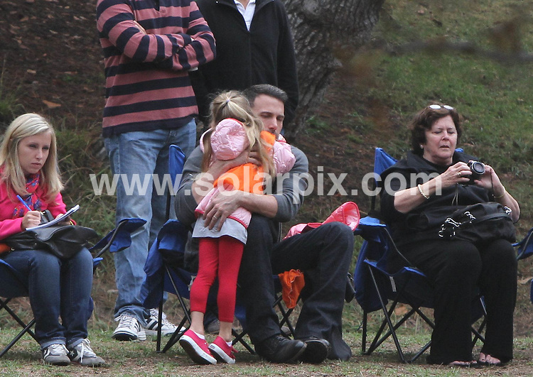 **ALL ROUND PICTURES FROM SOLARPIX.COM**                                             **SYNDICATION RIGHTS FOR UK, AUSTRALIA, DENMARK, PORTUGAL, S. AFRICA, SPAIN & DUBAI (U.A.E) & ASIA (EXCLUDING JAPAN) ONLY**                                                                                  Caption:   - Ben Affleck And Jennifer Garner Take Their Kids Violet Anne Affleck and Seraphina Rose Elizabeth Affleck To The Park - Los Angeles, CA, USA                                                                              This pic:                                                                                              JOB REF: 12124        PHZ/candadis       DATE:  18.09.2010                                                          **MUST CREDIT SOLARPIX.COM OR DOUBLE FEE WILL BE CHARGED**                                                                      **MUST AGREE FEE BEFORE ONLINE USAGE**                               **CALL US ON: +34 952 811 768 or LOW RATE FROM UK 0844 617 7637**