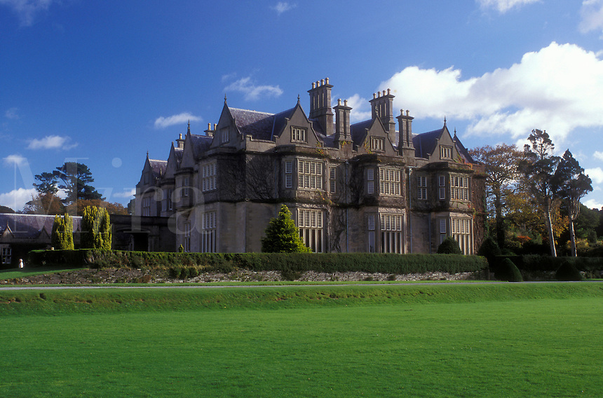 AJ0991, Europe, Republic of Ireland, Ireland, Killarney, Muckross House in Killarney in County Kerry.