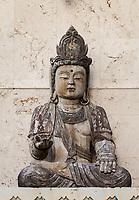 Buddha Statue, Fort Lauderdale, Florida, USA.