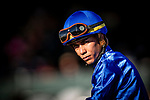 OCT 05: Jose Ortiz wins the <br /> Breeders Futurity Stakes at Keeneland Racecourse, Kentucky on October 05, 2019. Evers/Eclipse Sportswire/CSM