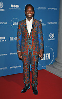 Kobna Holdbrook-Smith at the British Independent Film Awards (BIFA) 2018, Old Billingsgate Market, Lower Thames Street, London, England, UK, on Sunday 02 December 2018.<br /> CAP/CAN<br /> &copy;CAN/Capital Pictures