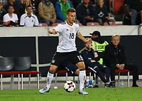 Joshua Kimmich (Deutschland, Germany) - 04.09.2017: Deutschland vs. Norwegen, Mercedes Benz Arena Stuttgart