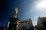 Estatuas del Puente de Madera. Las Palmas de Gran Canaria. ©Juan Naharro Gimenez