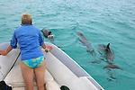 Leslie Smith & Bottlenosed Dolphin