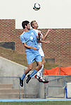 06 September 2009: UNC's Stephen McCarthy (8). The University of North Carolina Tar Heels defeated the Evansville University Purple Aces 4-0 at Fetzer Field in Chapel Hill, North Carolina in an NCAA Division I Men's college soccer game.