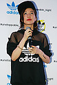 "Riisa Naka, September 19, 2014 : Japanese actress Riisa Naka attends the ""adidas Originals by Rita Ora"" launch on September 19, 2014 in Tokyo, Japan. (Photo by Rodrigo Reyes Marin/AFLO)"