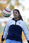 UNC's Yael Averbuch on Friday, November 4th, 2005 at SAS Stadium in Cary, North Carolina. The University of North Carolina Tarheels defeated the Duke University Blue Devils 2-1 in their Atlantic Coast Conference Tournament Semifinal game.